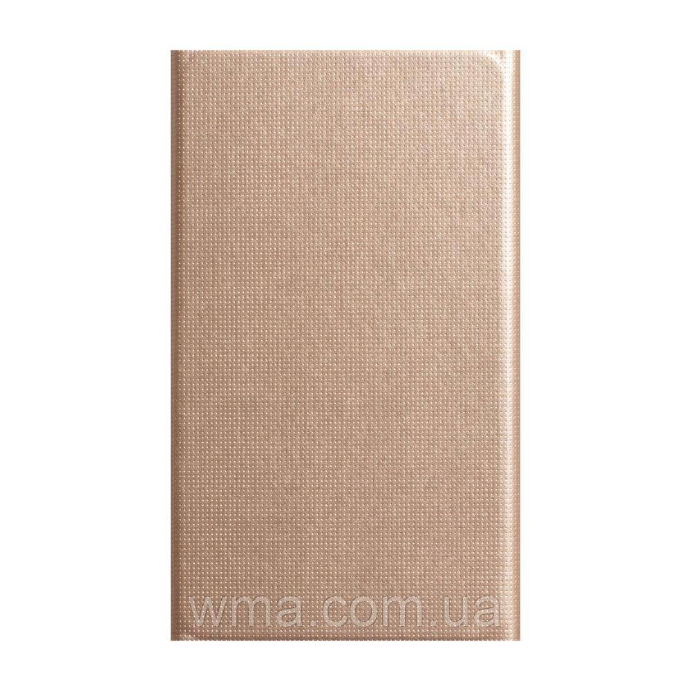 Чехол для телефонов (Смартвонов) Чехол-Книжка Оригинал for Huawei T1-701 Цвет Золотой