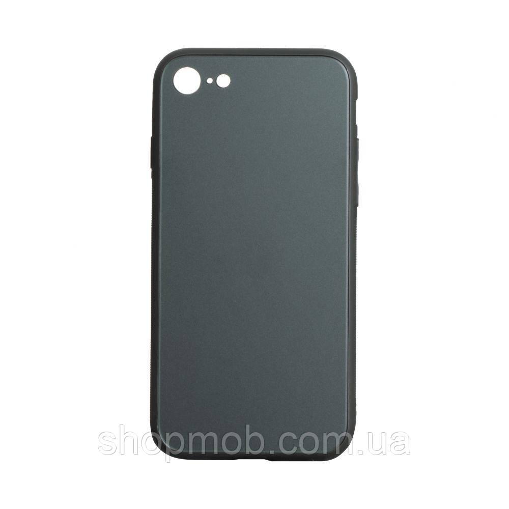 Чехол TPU Matt for Apple Iphone 7G / 8G Цвет Зелёный