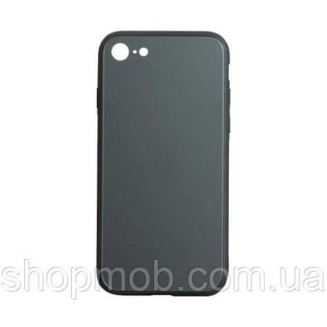 Чехол TPU Matt for Apple Iphone 7G / 8G Цвет Зелёный, фото 2