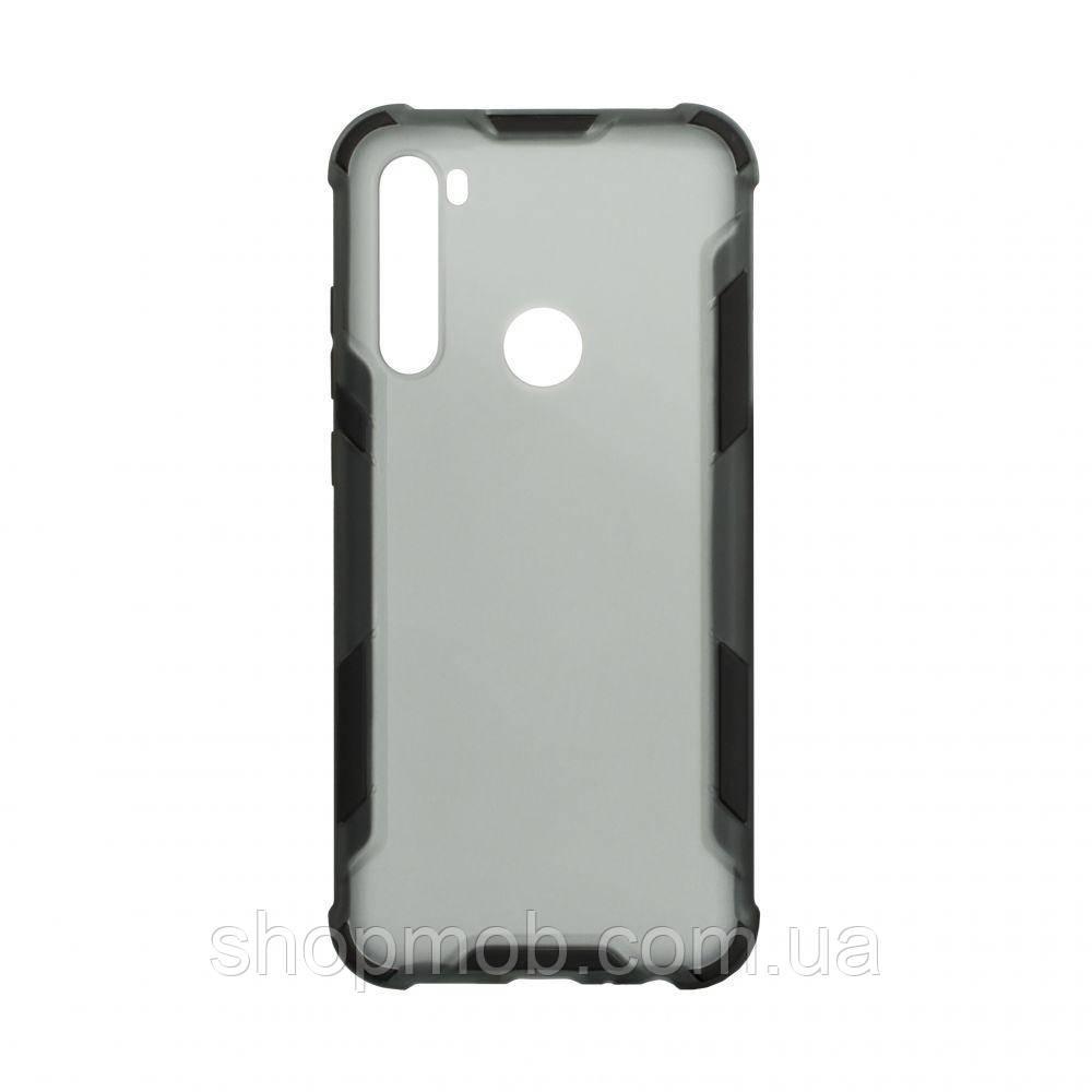 Чехол Armor Case Color for Xiaomi Redmi Note 8T Цвет Чёрный