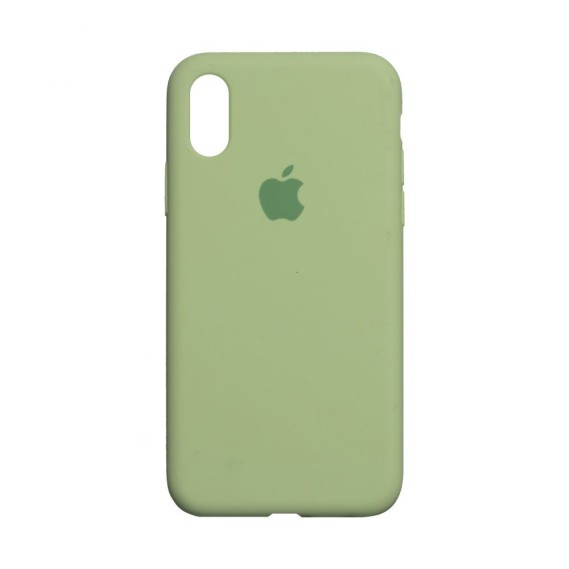Чохол Silicone Case Full Camera Protective (AA) для Apple iPhone Xr
