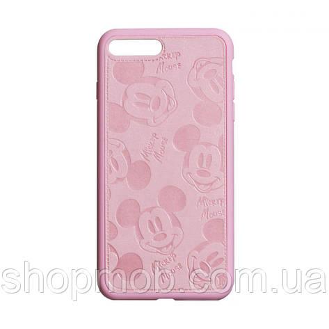 Чехол Mickey for Apple Iphone 7/8 Plus Цвет Розовый, фото 2
