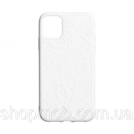 Чехол Mickey for Apple Iphone 11 Цвет Белый, фото 2
