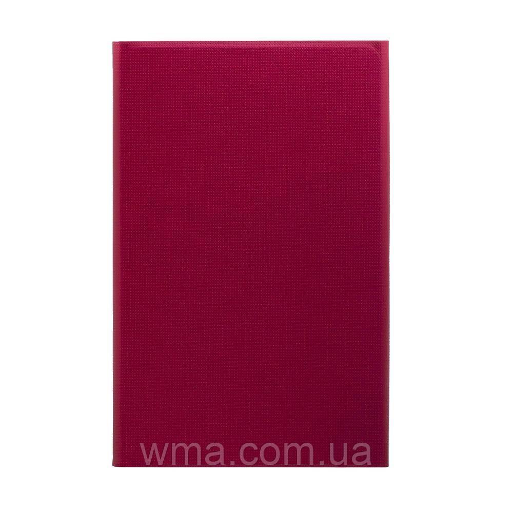 Чехол для телефонов (Смартвонов) Чехол-Книжка Оригинал for Samsung T560 Цвет Красный
