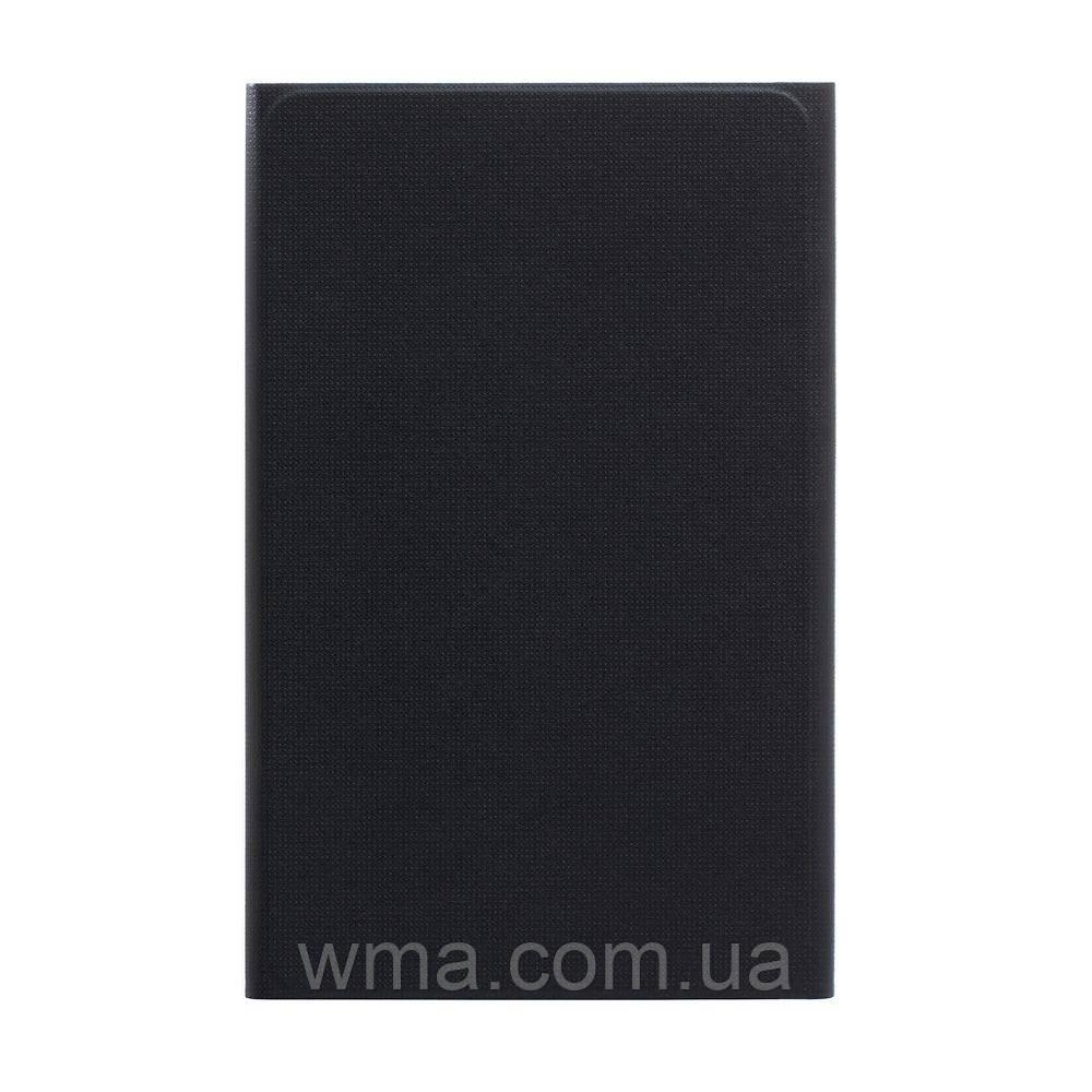 Чехол для телефонов (Смартвонов) Чехол-Книжка Оригинал for Samsung T585 Цвет Чёрный
