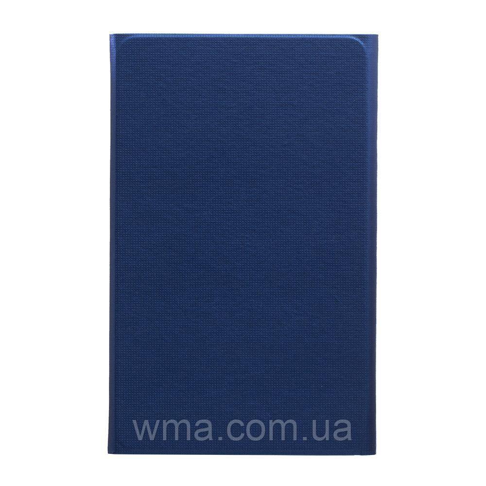 Чехол для телефонов (Смартвонов) Чехол-Книжка Оригинал for Samsung T585 Цвет Синий