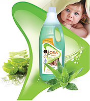 Гель Lora Paris для стирки  Aloe Vera детский, 2л