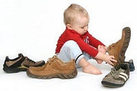 Правильная обувь для вашего ребёнка