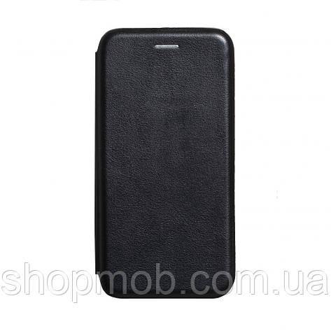 Чехол-книжка кожа Realme X2 Pro Цвет Чёрный, фото 2