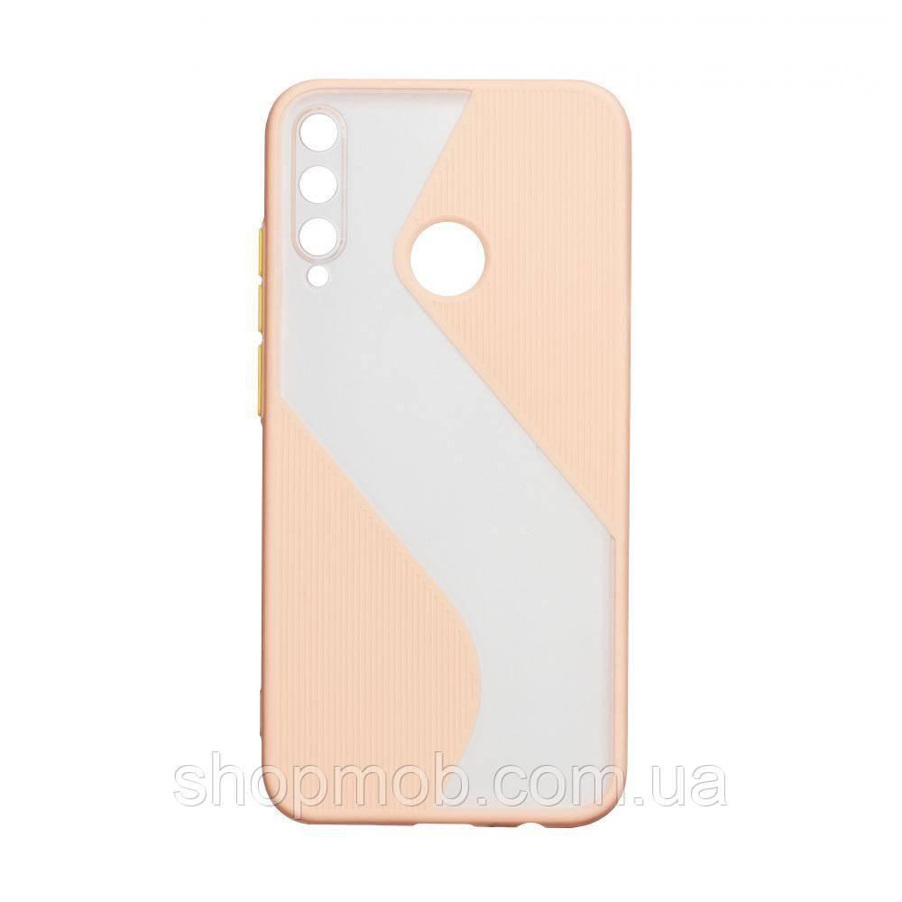 Чохол Totu Wave for Huawei P40 lite E Колір Рожевий