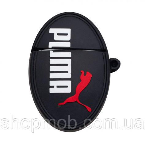 Футляр для наушников Airpod Cartoon Цвет Puma.Black, фото 2