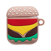 Футляр для наушников Airpod Cartoon Цвет Burger