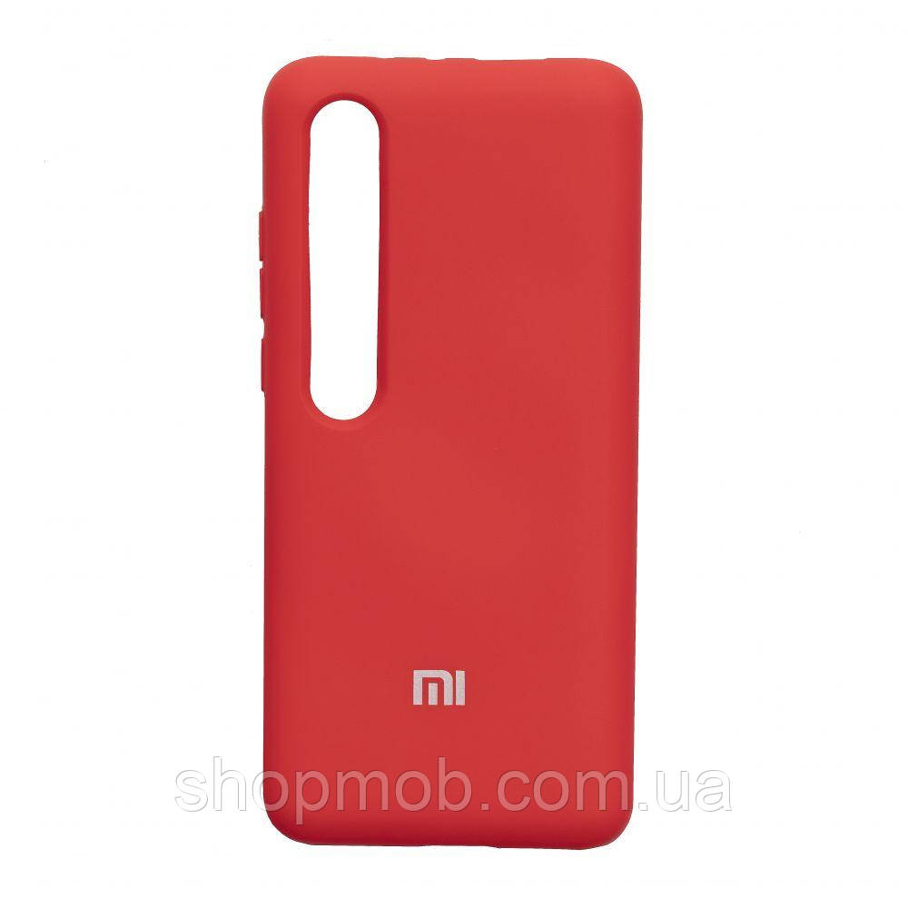 Чохол Full Case HQ for Xiaomi Mi 10 Колір Red