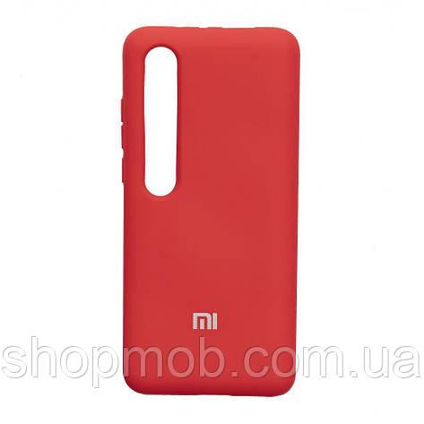 Чохол Full Case HQ for Xiaomi Mi 10 Колір Red, фото 2