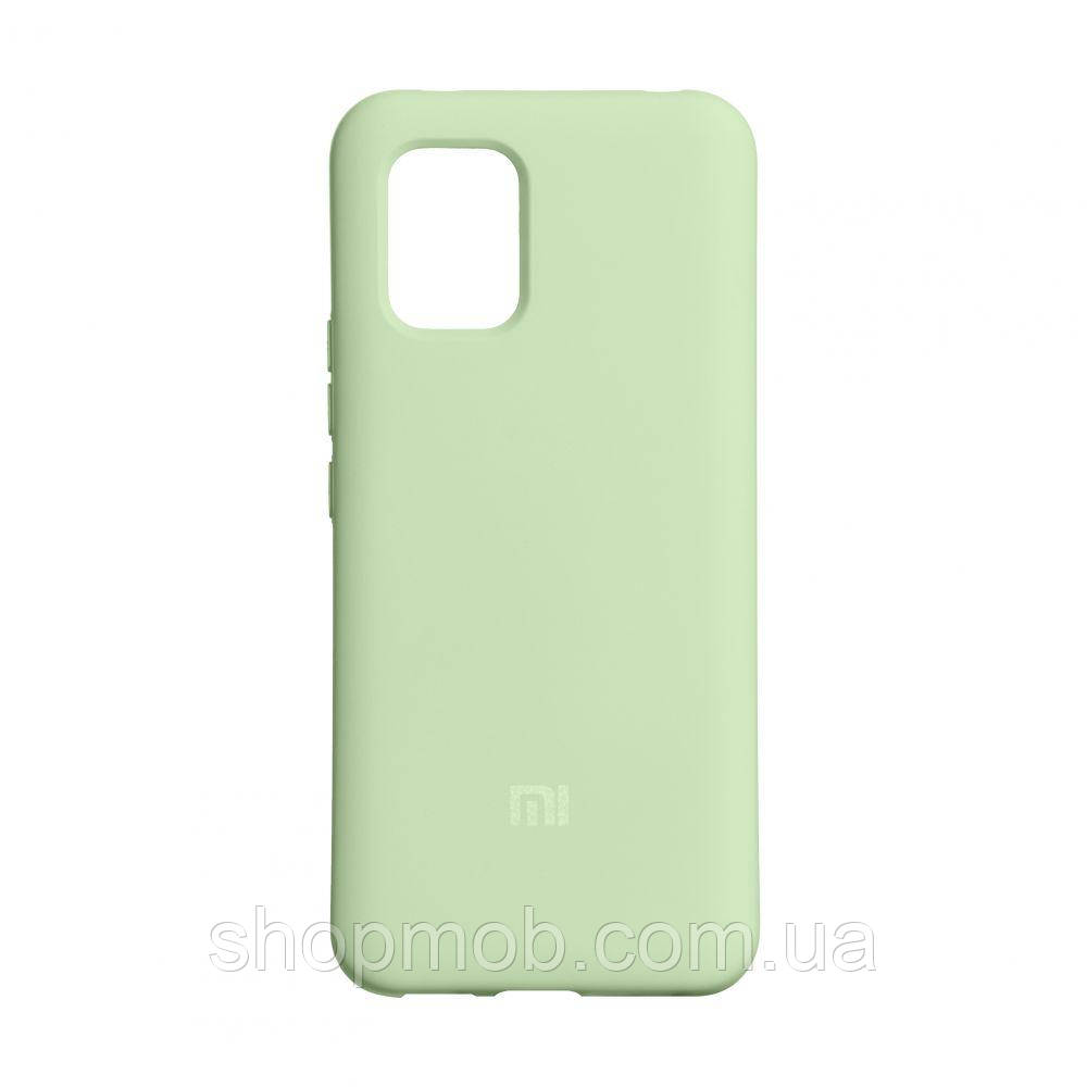 Чохол Full Case HQ for Xiaomi Mi 10 Lite Колір Mint Green