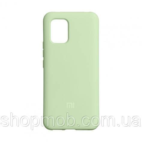 Чохол Full Case HQ for Xiaomi Mi 10 Lite Колір Mint Green, фото 2