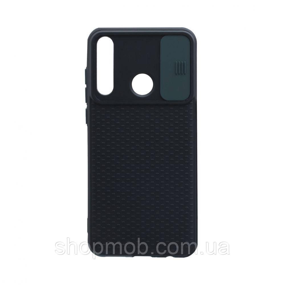 Чехол Non-Slip Curtain for Huawei Y6P Eur Ver Цвет Зелёный