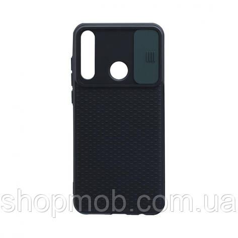 Чехол Non-Slip Curtain for Huawei Y6P Eur Ver Цвет Зелёный, фото 2