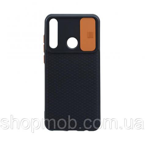 Чехол Non-Slip Curtain for Huawei Y6P Eur Ver Цвет Оранжевый, фото 2