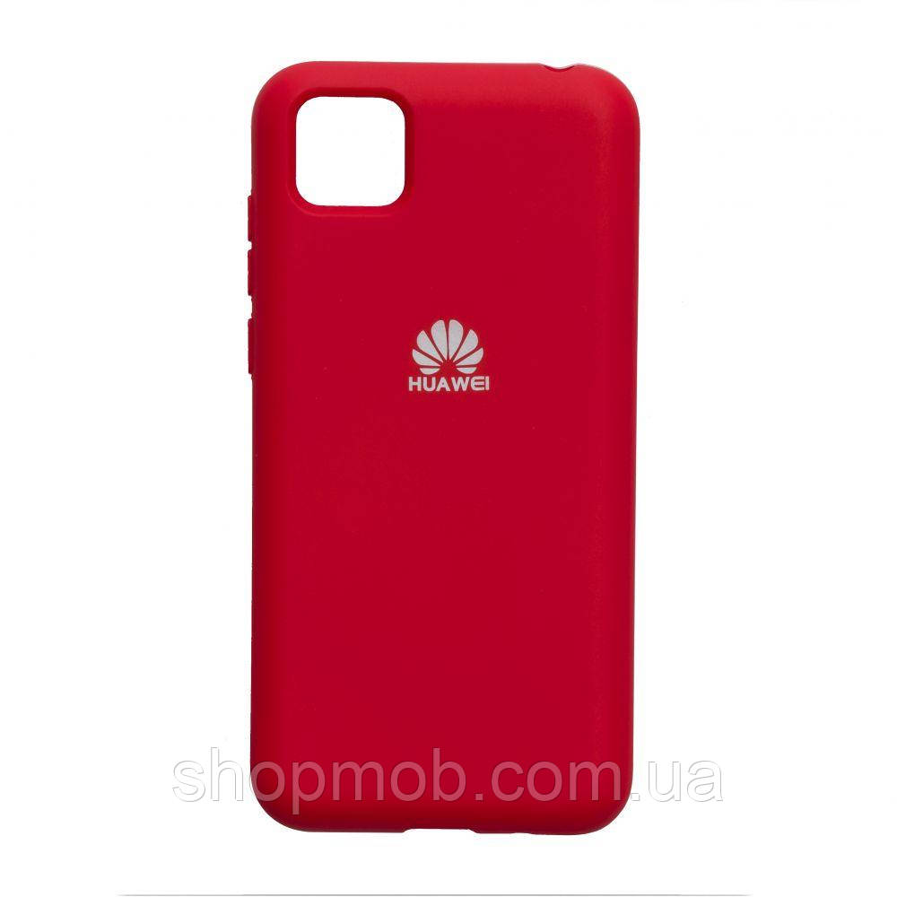 Чохол Full Case HQ for Huawei Y5P Eur Ver Колір Red