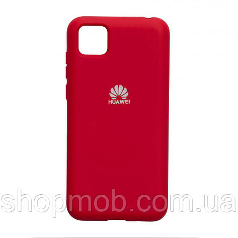 Чохол Full Case HQ for Huawei Y5P Eur Ver Колір Red, фото 2