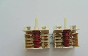 Переключатель режимов конфорок для электроплиты Gorenje 255692