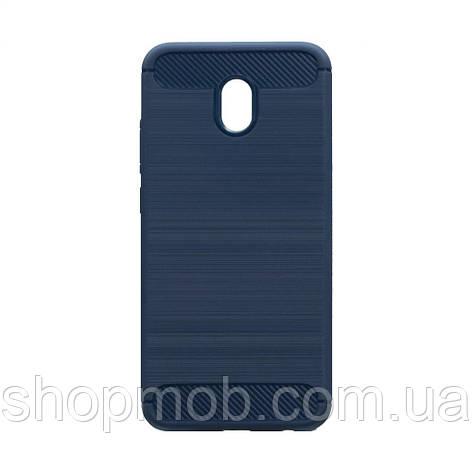 Чехол Polished Carbon Xiaomi Redmi 8A Цвет Синий, фото 2