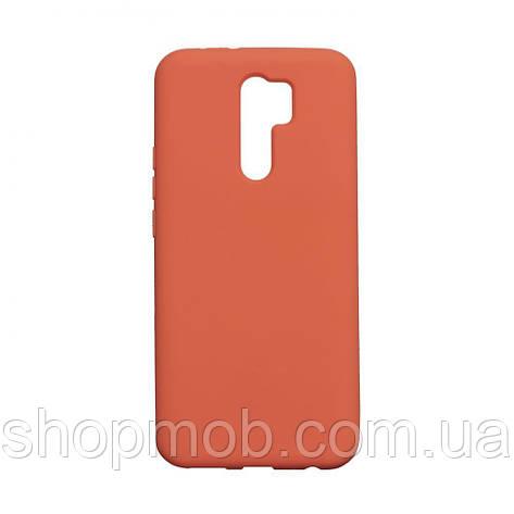 Чехол Full Case Original for Xiaomi Redmi 9 Цвет Orange, фото 2