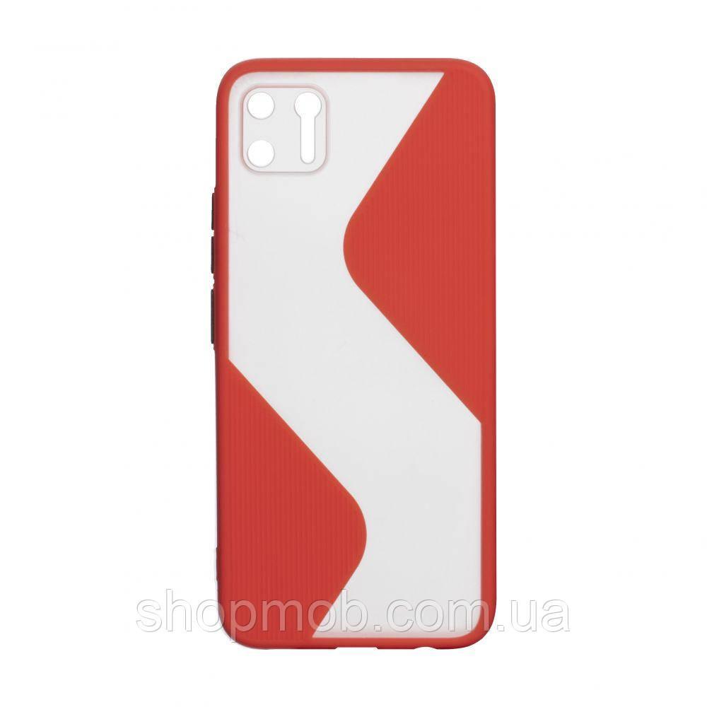 Чехол Totu Wave for Realme C11 Цвет Красный