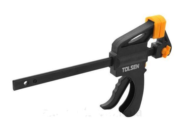 Быстрозажимная струбцина Tolsen  300 мм