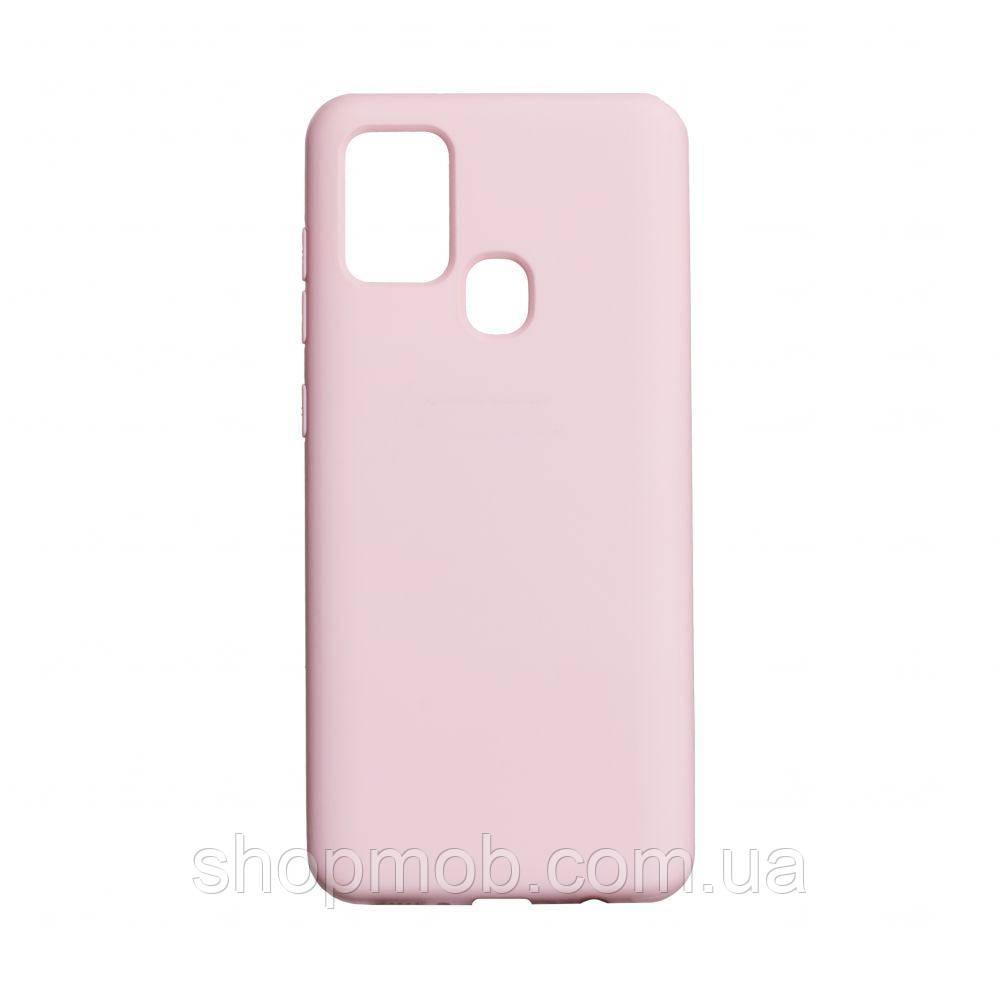 Чохол Full Case Original for Samsung A21s Колір Pink