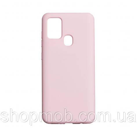 Чохол Full Case Original for Samsung A21s Колір Pink, фото 2