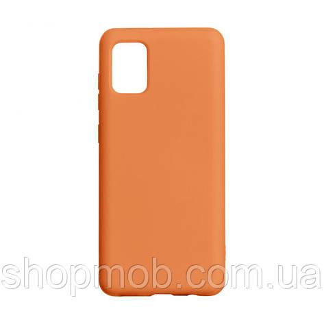 Чохол Full Case Original for Samsung A31 Колір Orange, фото 2