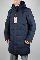 Мужская теплая   Куртка зимняя Malidinu удлиненная (18878-2), куртки мужские, спортивная мужская куртка