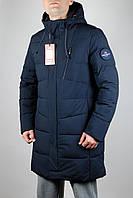 Мужская  теплая  Куртка зимняя Malidinu удлиненная (18809-2), куртки мужские, спортивная мужская куртка