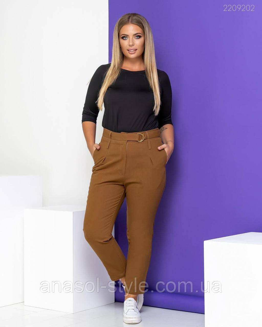 Женские брюки Брюки №2 (капучино) 2209202