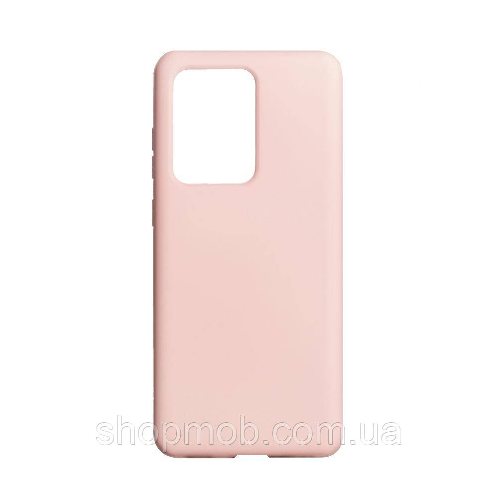 Чохол Full Case Original for Samsung S20 Ultra 2020 Колір Pink