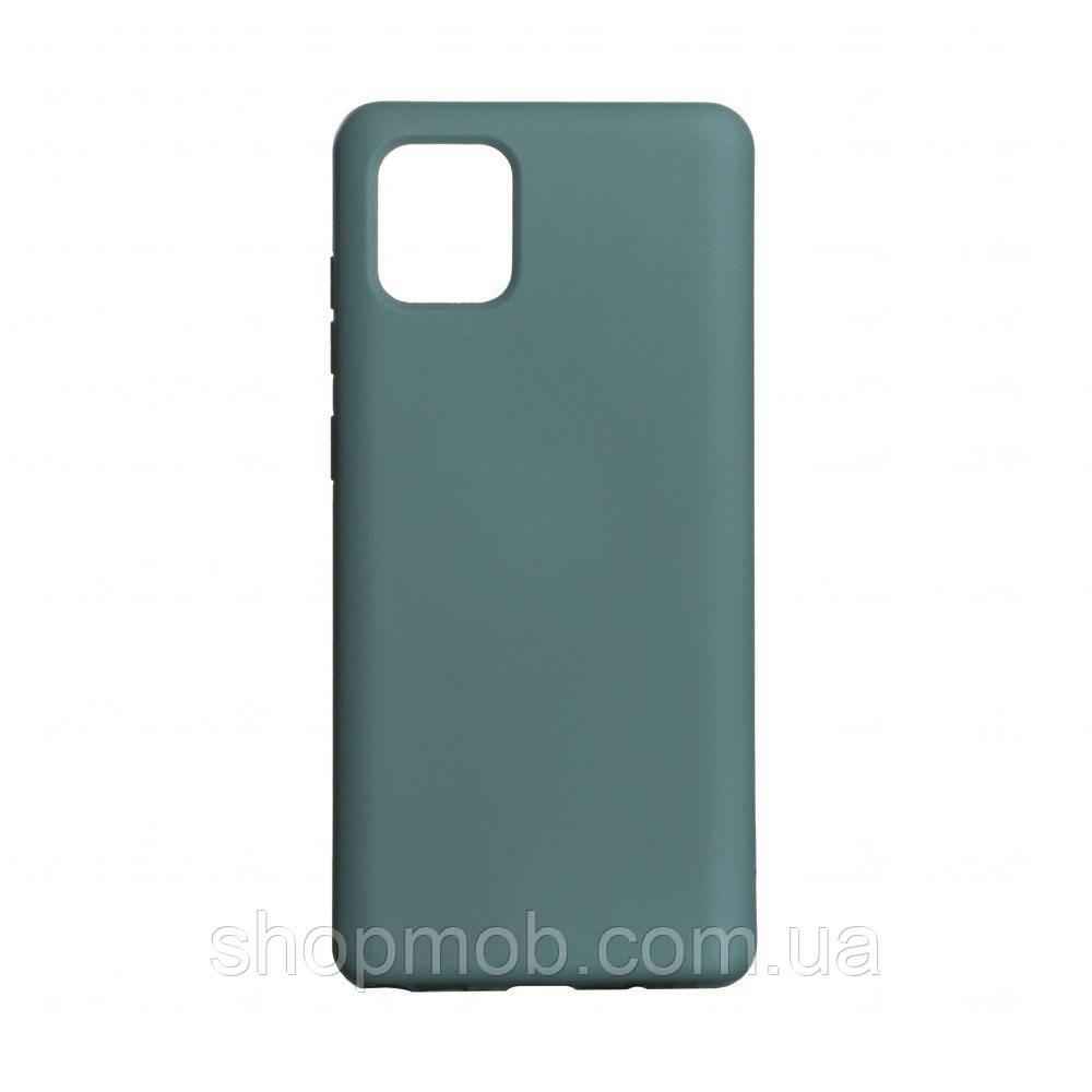 Чехол Full Case Original for Xiaomi Mi 10 Lite Цвет Dark Green