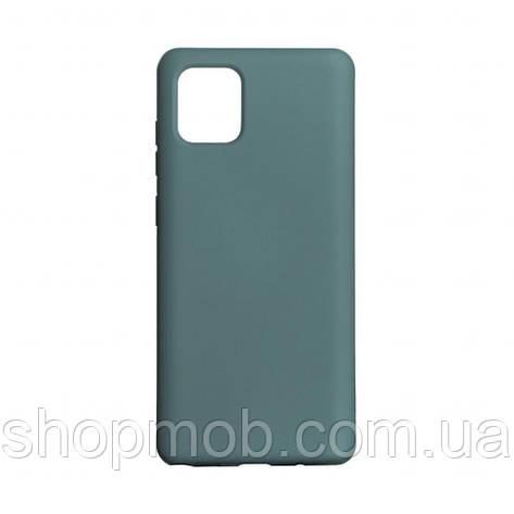 Чехол Full Case Original for Xiaomi Mi 10 Lite Цвет Dark Green, фото 2