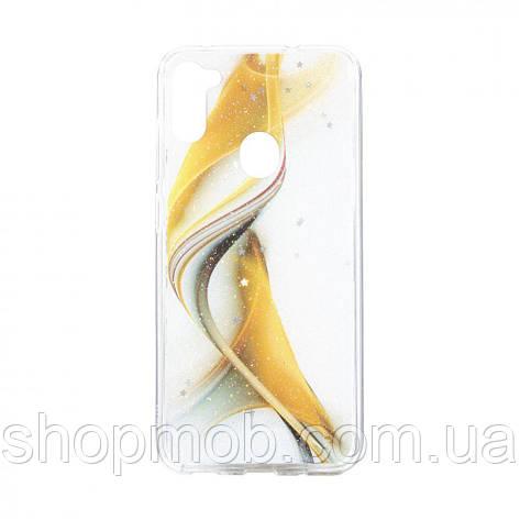 Чехол Aurora for Samsung A11 / M11 Цвет 12, Yellow, фото 2