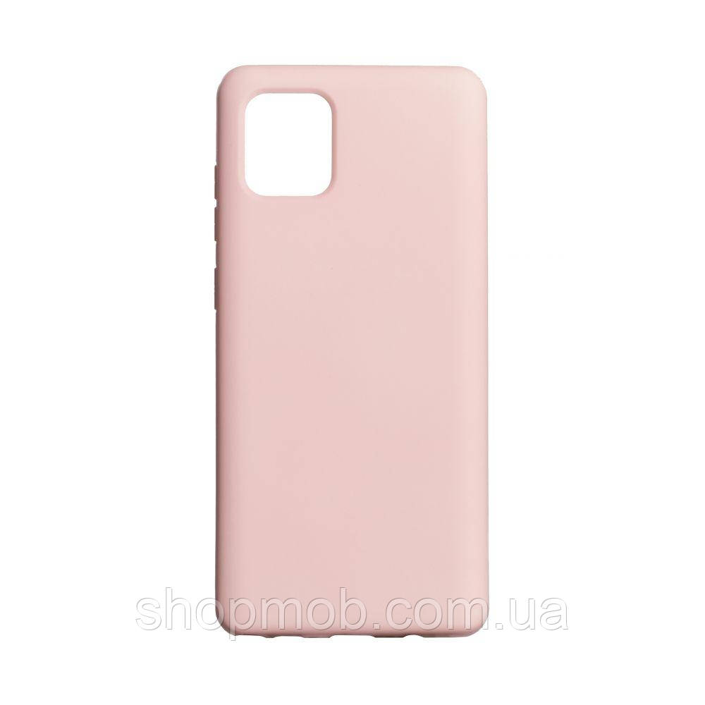 Чехол Full Case Original for Xiaomi Mi 10 Lite Цвет Pink