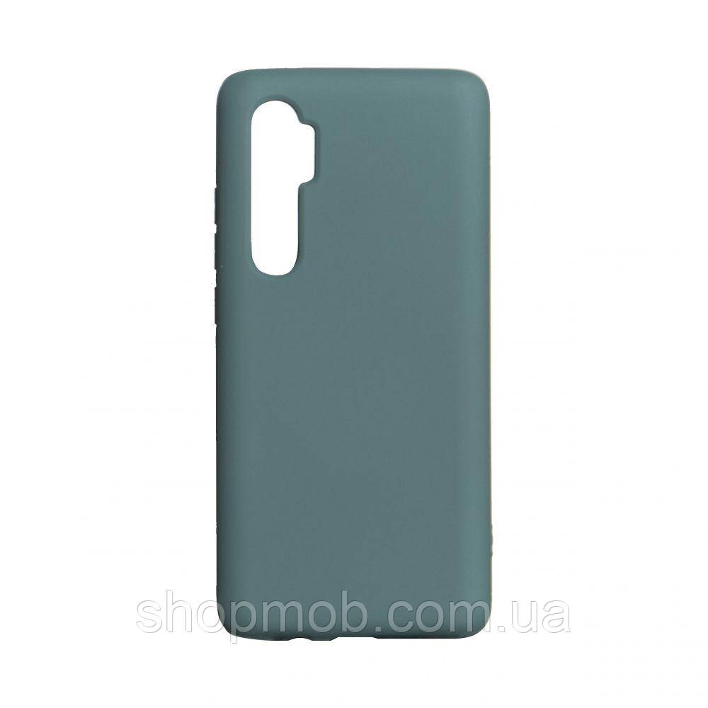 Чохол Full Case Original for Xiaomi Mi Note 10 Lite Колір Dark Green