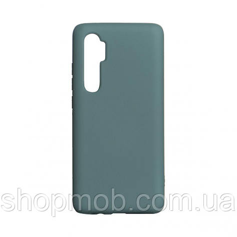 Чохол Full Case Original for Xiaomi Mi Note 10 Lite Колір Dark Green, фото 2