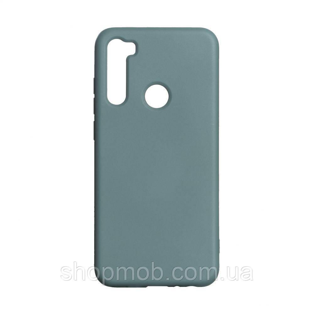 Чехол Full Case Original for Xiaomi Redmi Note 8T Цвет Dark Green