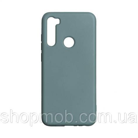 Чехол Full Case Original for Xiaomi Redmi Note 8T Цвет Dark Green, фото 2