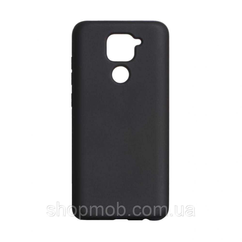 Чехол Full Case Original for Xiaomi Redmi Note 9 Цвет Black