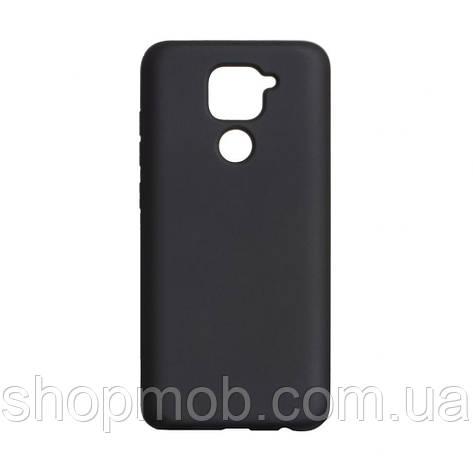 Чехол Full Case Original for Xiaomi Redmi Note 9 Цвет Black, фото 2