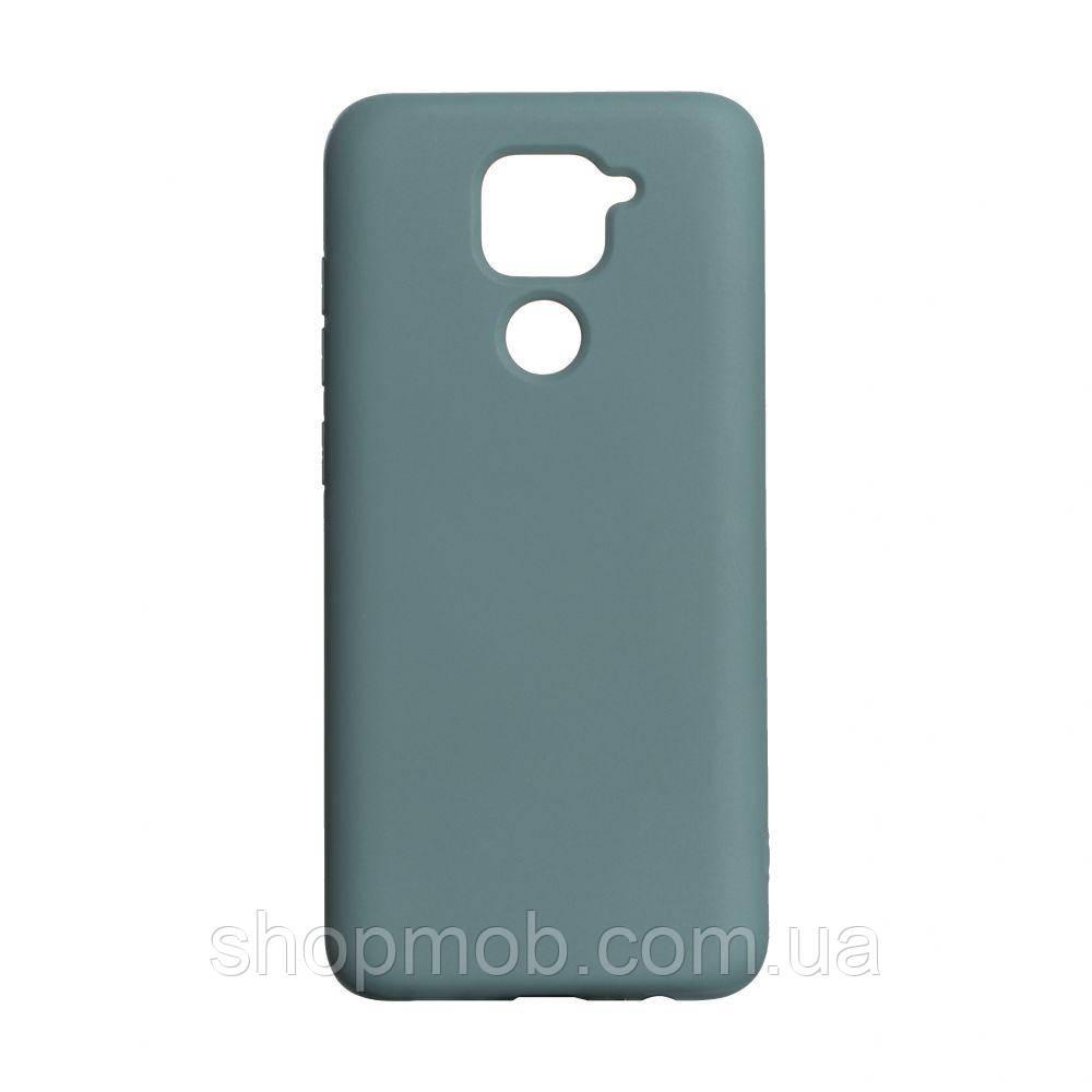 Чехол Full Case Original for Xiaomi Redmi Note 9 Цвет Dark Green