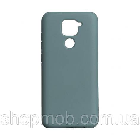 Чехол Full Case Original for Xiaomi Redmi Note 9 Цвет Dark Green, фото 2