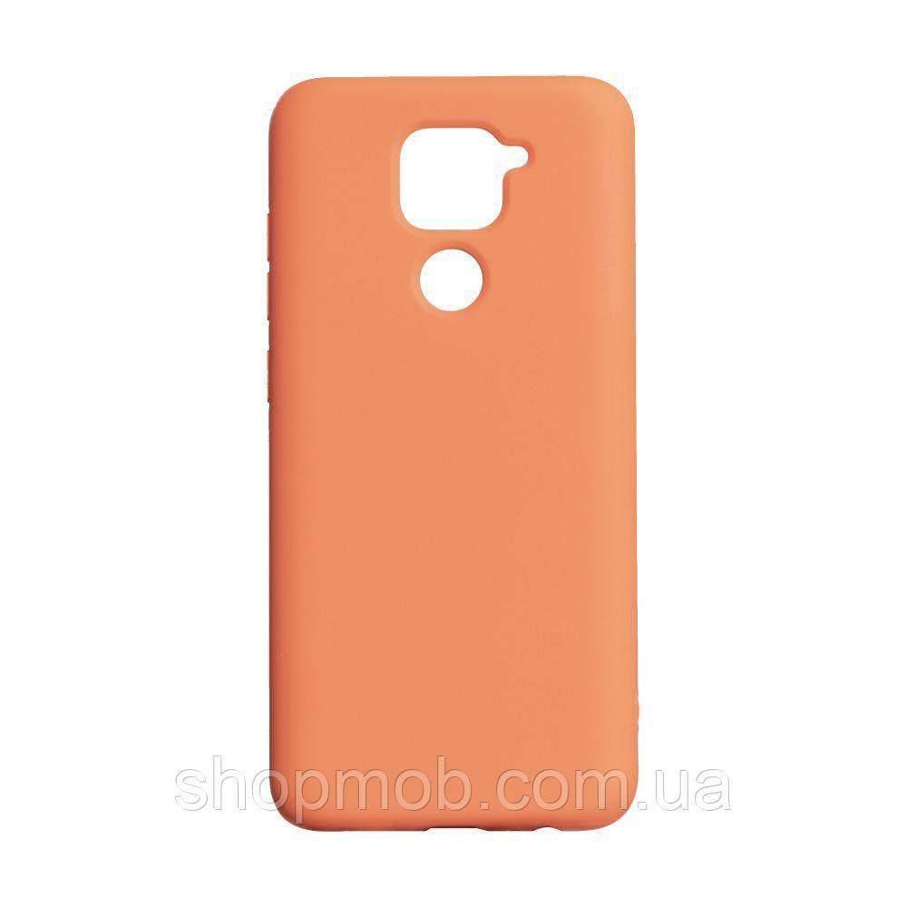 Чехол Full Case Original for Xiaomi Redmi Note 9 Цвет Orange
